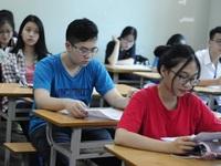 Cán bộ trường ĐH sẽ không coi và chấm thi tốt nghiệp THPT