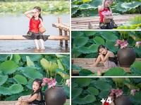 Hồ sen Bách Diệp - Đông Anh: Nơi níu chân du khách Hà Thành