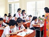 Khánh Hòa: Xét tuyển vào lớp 6 THCS phải hoàn thành trước 15/8