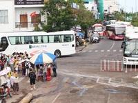 Nha Trang: Bổ sung hàng loạt bãi đỗ xe tạm, đón đầu phục vụ du lịch