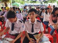 Cần Thơ có hơn 9.200 thí sinh tham gia kỳ thi tốt nghiệp THPT