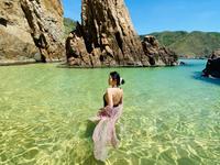 """""""Sống ảo"""" ở biển Quy Nhơn"""