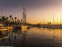 Bộ ảnh tuyệt đẹp về thành phố Barcelona lãng mạn và huyền ảo