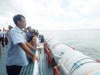 Khai trương tuyến tàu cao tốc du lịch biển đầu tiên ở Cà Mau