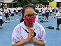 Trường học Thái Lan siết chặt quy định vệ sinh khi mở cửa trở lại