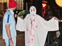 Phố Tây Huế nhộn nhịp lễ hội Halloween