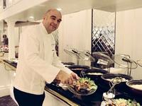 André Bosia - Người thổi hồn cho các món ăn  tại nhà hàng 1915 Indochine