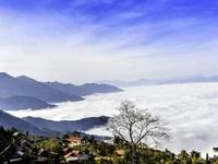 Mùa mây trên núi rừng Tây Bắc