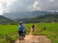 Một ngày trải nghiệm Mai Châu bằng xe đạp…