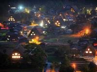 Vẻ đẹp ngôi làng cổ HiDa ở Nhật Bản