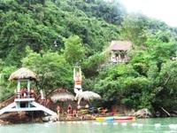 """Quảng Bình: Du lịch """"Zip-line"""" khám phá Phong Nha – Kẻ Bàng"""