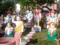 """Lạc vào """"cõi Phật"""" ở chùa Già Lam Cổ Tự"""