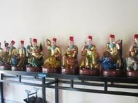 Thăm 18 vị La Hán 100 năm tuổi ở đất Tây Đô