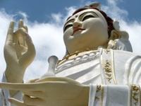 """Chiêm ngưỡng tượng Phật Bà cao 43m ở xứ """"Công tử Bạc Liêu"""""""