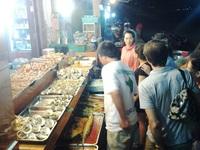 Lai rai hải sản, ngắm biển về đêm ở Phú Quốc