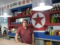 Quán cafe Triều Tiên giữa lòng châu Âu