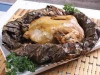 """""""Gà ăn mày"""" - món ăn dân dã mà lạ tai"""