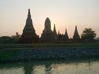 """Ayutthaya - thành phố bị """"lãng quên"""" ở xứ Chùa Vàng"""