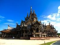 Ngôi đền kỳ thú ở Pattaya