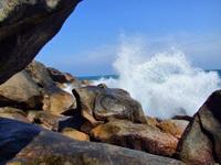 """""""Gió như phang, nắng như rang"""" giữa biển trời Núi Chúa"""