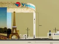 Vietravel giới thiệu chùm Tour mới – kích cầu tại Hội chợ VITM 2014