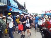 Du khách đổ về Nha Trang khám phá biển, đảo dịp Quốc khánh