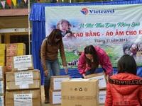 Du lịch từ thiện – sản phẩm định hướng du lịch của Vietravel