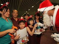Đón Giáng sinh ấm áp ở Malaysia