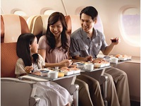 Mùa hè năng động cùng tin vui từ hãng hàng không Singapore