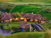 Vẻ đẹp ngôi làng cổ tích mang tên Hobbiton