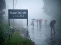 Chiêm ngưỡng vẻ đẹp của ngôi làng ẩm ướt nhất thế giới