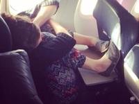 """Những hình ảnh """"ác mộng"""" với các hãng hàng không"""