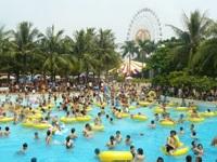 Dịp 1/6: Những điểm vui chơi, giải nhiệt ở Hà Nội
