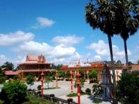 Thăm ngôi chùa Khmer hơn 100 năm tuổi ở Bạc Liêu