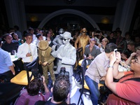 """Dàn """"sao"""" hội tụ trong đêm khai trương M Nightclub&Lounge"""