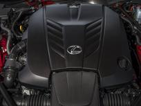 Toyota dừng sản xuất động cơ V8 sớm hơn dự kiến?