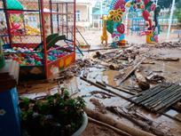 Quảng Trị: Khoảng 200 trường học, hơn 800 phòng bị thiệt hại do mưa lũ