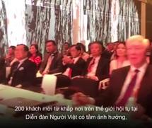 Sôi nổi các phiên thảo luận trong diễn đàn Người Việt có tầm ảnh hưởng
