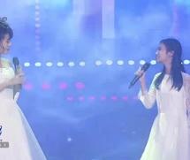 Ca sĩ Dương Hoàng Yến và bé Linh Đan