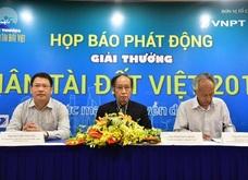 Khởi động Giải thưởng Nhân tài Đất Việt 2019
