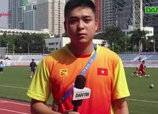 Quang Hải vẫn ra sân tập, HLV Park Hang Seo dặn dò riêng Thanh Thịnh