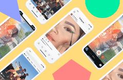 """Instagram ra mắt tính năng mới """"nhái"""" TikTok"""
