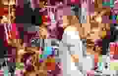 Giới trẻ Hà Thành nô nức chụp ảnh trung thu trên phố Hàng Mã