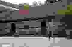Cánh dại tre độc đáo trong nếp nhà xưa ở nông thôn miền Bắc