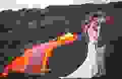 """Ngả mũ trước những tấm ảnh cưới mang ý tưởng """"mạo hiểm"""""""
