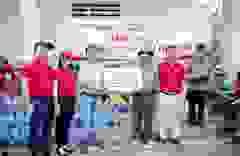 Tập đoàn SCG lan tỏa trách nhiệm với cộng đồng trước thiên tai tại miền Trung