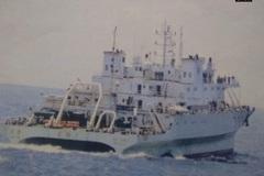 Tàu hải quân Ấn Độ rượt đuổi tàu khảo sát Trung Quốc