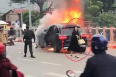 Hà Nội: Khởi tố vụ án nữ tài xế xe Mercedes gây tai nạn chết người