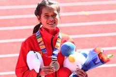 Thưởng nóng 100 triệu đồng cho nữ sinh ĐH Quy Nhơn thi đấu hết mình tại SEA Games 30