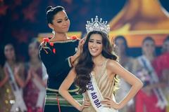 """Tân Hoa hậu Hoàn vũ Việt Nam: """"Tôi bị áp lực vì sự thành công của chị H'Hen Niê"""""""